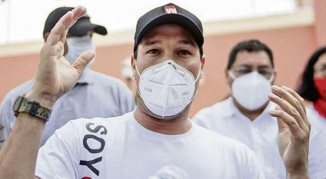 """Forsyth: """"Los extranjeros que no respeten al Perú van a ser expulsados""""  """"Ningún delincuente va a quedar libre, todos se van a ir presos"""""""