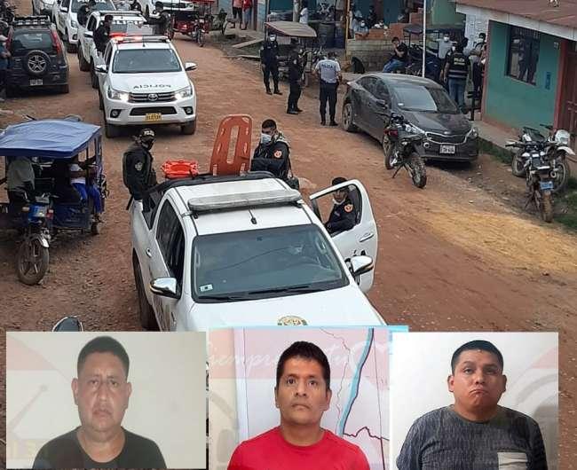 Sujetos armados asaltan a pareja de esposos en el distrito de Sauce y se llevan 15 mil soles