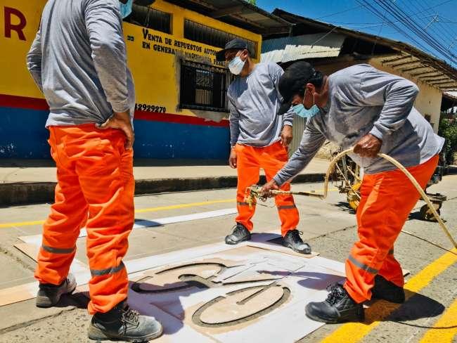 Municipalidad Provincial de San Martín inicia el Proyecto de Ciclovía Metropolitana