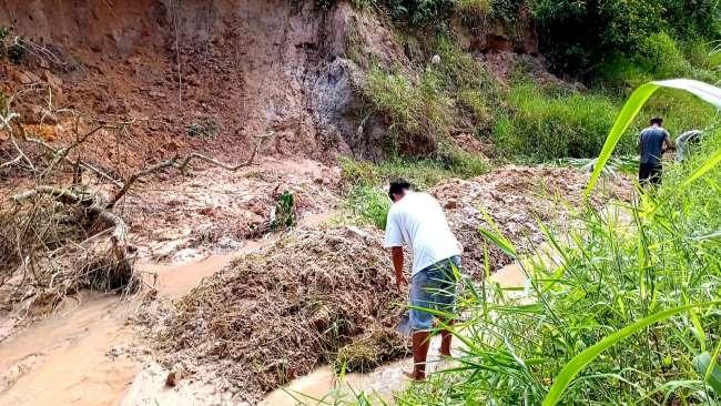 Fiscalía Ambiental descartó posible daño ambiental en zona de la 'Punta de Fachín'