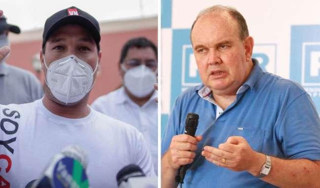 """Forsyth sobre López Aliaga: """"Está postulando para enquistarse más en el poder"""""""