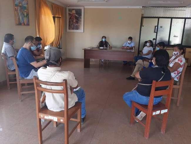 En Lamas: Planifican actividades por el día del artesano