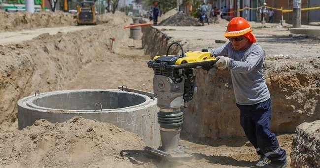 Obras por Impuestos por más de S/ 73  millones para San Martín