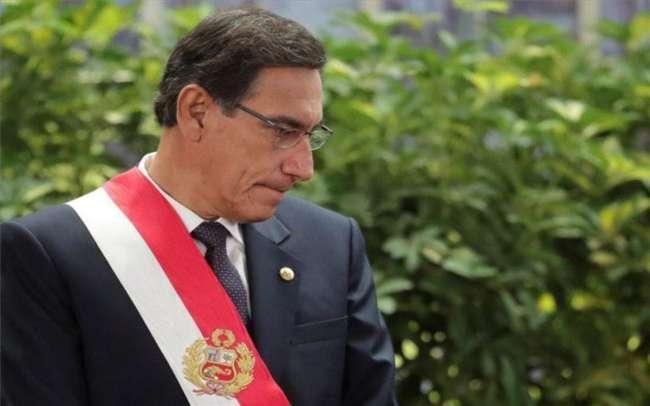 Martín Vizcarra es inhabilitado por 10 años de la función pública
