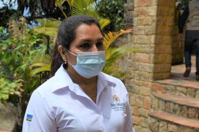 Vicegobernadora Nohemí Aguilar será  ponente nacional en evento virtual regional