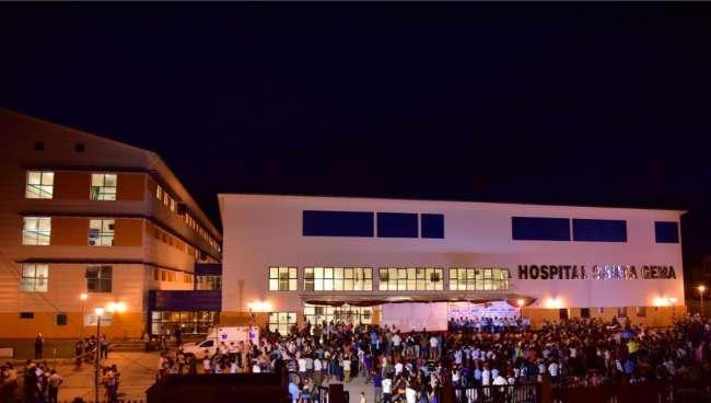Hospital Santa Gema de Yurimaguas  adeuda todo un año por servicio eléctrico