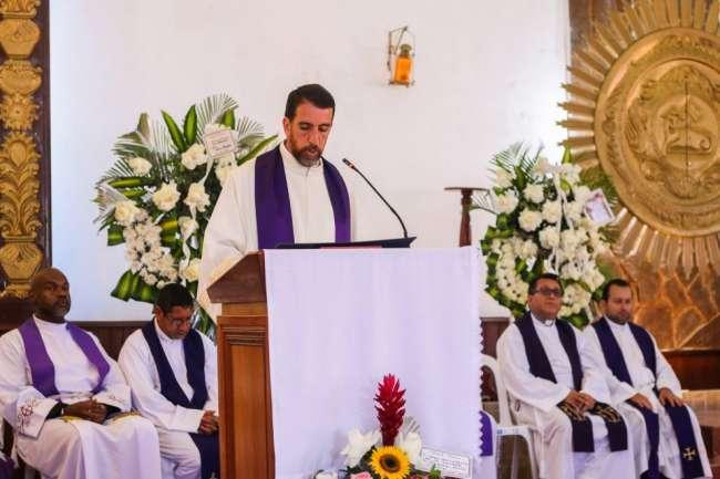 """El sacerdote español residente en Moyobamba anima a sus fieles a """"no cumplir"""" las leyes contra el coronavirus"""