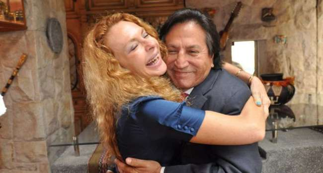 Ejecutivo aprobó extradiciones de Alejandro Toledo y Eliane Karp por caso Ecoteva