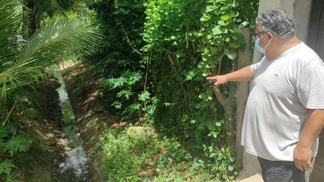 Contaminación de canal de riego afecta a vecinos del puente Atumpampa