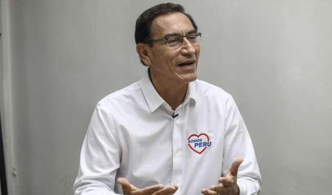 Martín Vizcarra es el candidato más votado al Congreso con 48 mil votos al 25,35% de actas procesadas de la ONPE
