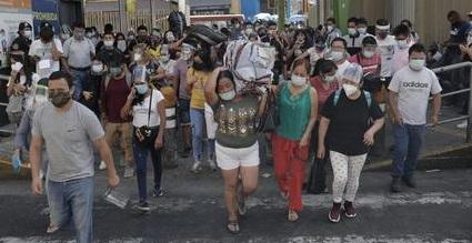 Perú reporta más reinfecciones de COVID-19 que en la primera ola