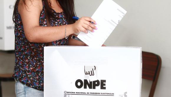ONPE logra procesar el 100 % de las actas electorales