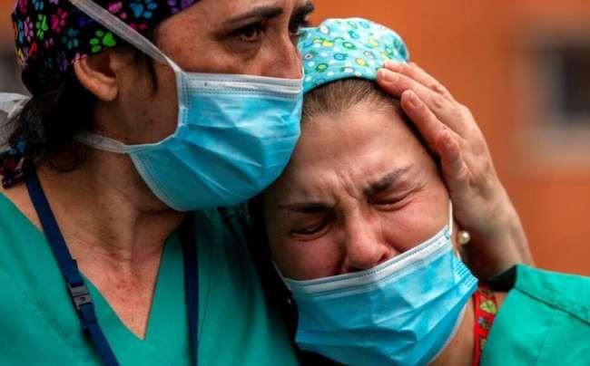 Somos el país con la tasa de mortalidad más alta por la pandemia