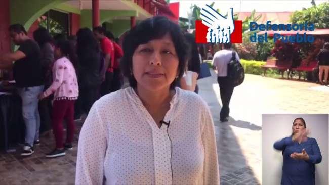 Autoridades de San Martín deben evitar  eventos que congreguen a la población