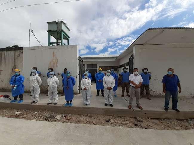 Brigadas de Salud de Juanjuí identifican casos de Covid-19 y Dengue
