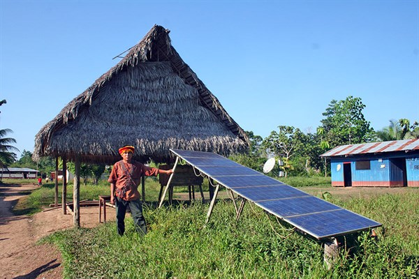 Electro Oriente apuesta por la inversión en energía sostenida, limpia y renovable