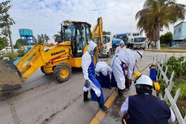 Otass pide al Ministerio de Salud priorizar vacunación a trabajadores de empresas de agua