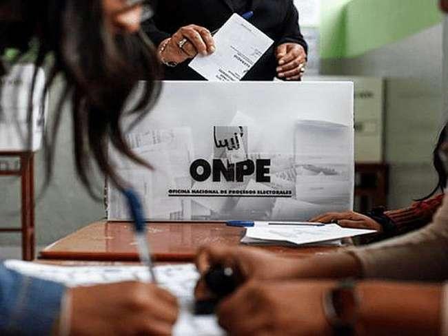 ONPE aprueba actualización de siete protocolos de seguridad y prevención contra la COVID-19