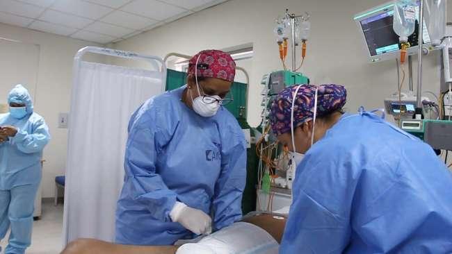 EsSalud Tarapoto logra extubación de cuatro pacientes críticos en una semana