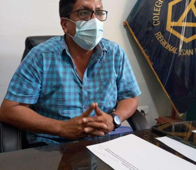 """""""Este plan puede dar frutos a mediano plazo, va a ser un instrumento de desarrollo del marco legal importantísimo para la provincia de San Martín""""."""