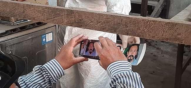 En el distrito de Morales, hombre muere en su cama a causa del Covid y sus restos son encontrados seis meses después