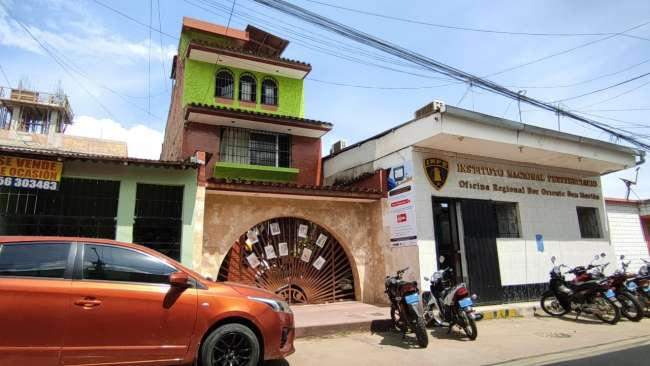 Familiares de las víctimas del doble crimen ocurrido en Tarapoto organizan vigilia