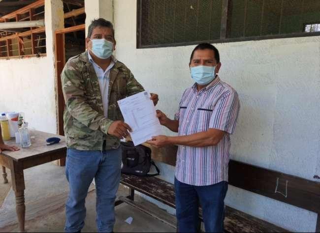 CENTRO EDUCATIVO 0276 DE LA PROVINCIA DE EL DORADO YA CUENTA CON TÍTULO DE PROPIEDAD