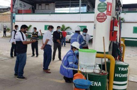 Fiscalía de Prevención del Delito de Tarapoto realizan acciones preventivas en estaciones de servicio