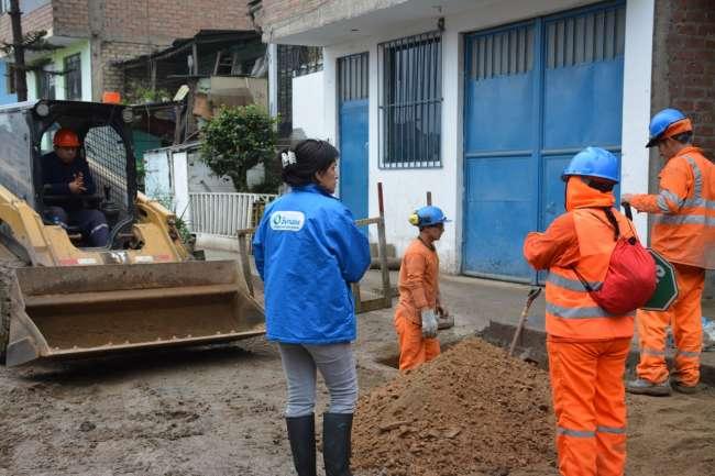 Usuarios de los servicios de saneamiento presentaron más de 130 mil reclamos a empresas de agua a nivel nacional