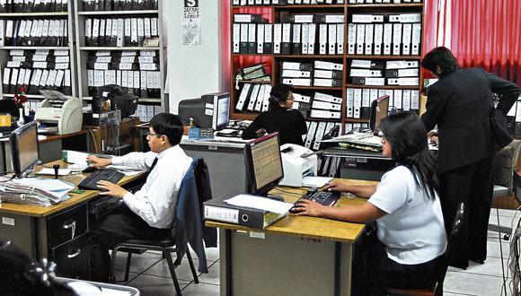 Tribunal Constitucional admitió a trámite la demanda contra ley que elimina régimen CAS