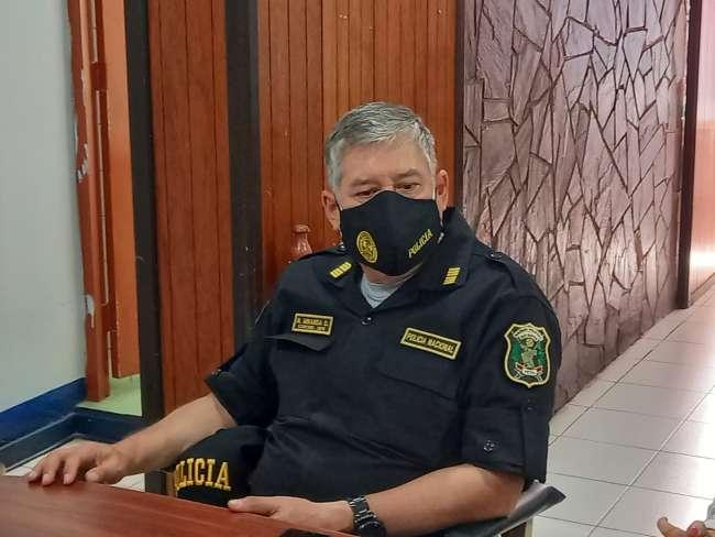 Crnel. Max Miranda Delgado, asumió función como Jefe de la Región Policial San Martín y el Cmdt. Manuel Concha como Comisario de Tarapoto