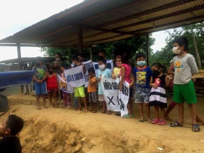 Municipalidad Provincial de San Martín realiza ayuda humanitaria para niños en abandono