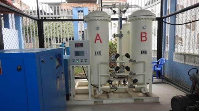 EsSalud Moyobamba puso en funcionamiento planta de oxígeno