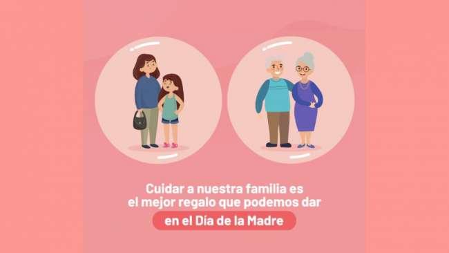 Minsa exhorta a la población a evitar reuniones familiares por el Día de la Madre