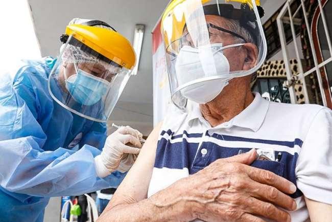 Se retoma Vacunación contra la COVID – 19, desde el jueves 10 de junio.