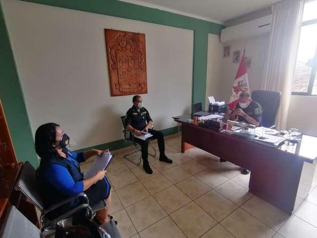Ministerio Público y Policía Nacional despegan acciones conjuntas en toda la región