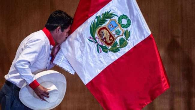 Pedro Castillo: Un nuevo tiempo se ha iniciado Mi gobierno se deberá a toda la ciudadanía