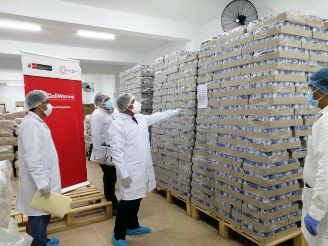 Qali Warma: aportes a prepublicación de Especificaciones Técnicas de Alimentos para Proceso de Compras 2022 se reciben hasta el 25 de junio