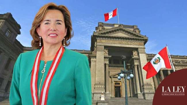 Presidenta del Poder Judicial, Elvia Barrios: Arce tendrá que responder por sus acusaciones de fraude