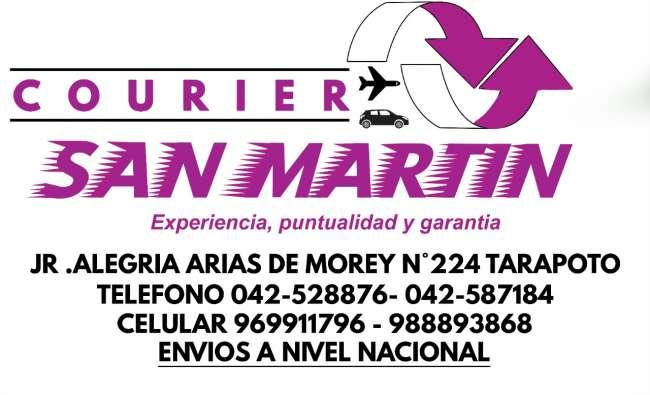 Avisos Clasificados: Courier San Martin