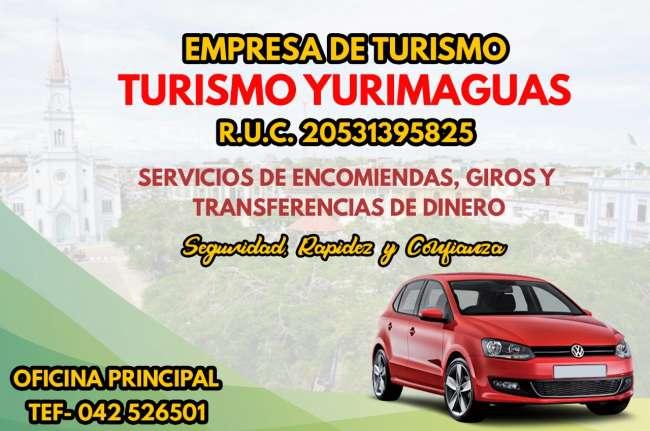 Avisos Clasificados: Empresa de Turismo, Turismo y Yurimaguas