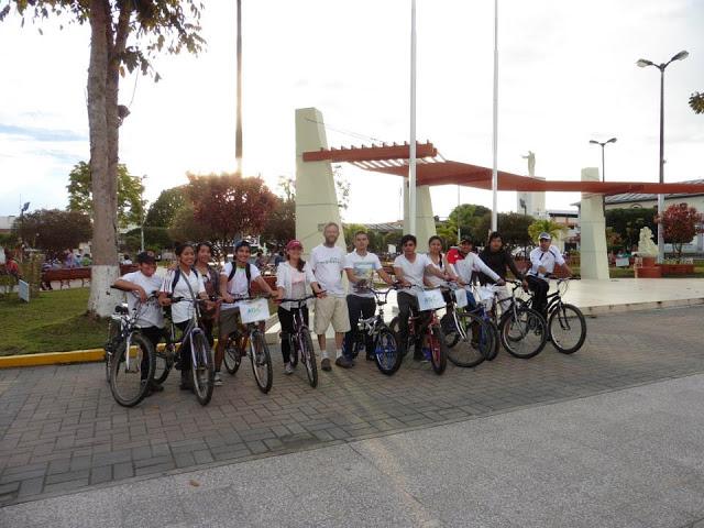 Nueva ciclovía en Moyobamba uniría cuatro barrios
