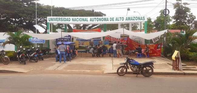 Congresistas de Loreto instan a Ministro de Educación solución a la crisis de la Universidad Autónoma de Alto Amazonas