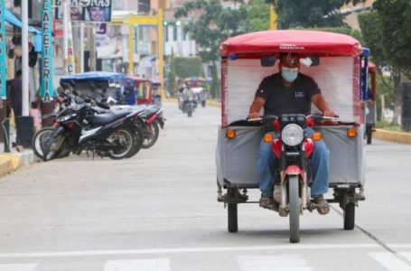 Mototaxistas incrementarán precio de pasajes debido al elevado costo del combustible y repuestos