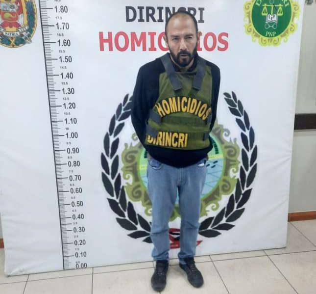 Hoy llega a Tarapoto el principal implicado en el asesinato de una madre de familia y su hija