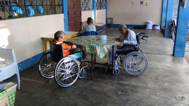 Buscan ayuda solidaria para el albergue temporal Kaytawasi en Tarapoto