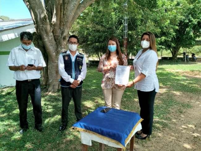 Red de Salud Lamas cuenta con nueva directora