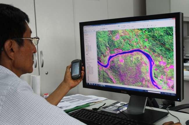 Monitoreo de bosques amazónicos en San Martín se articulará con sistemas de información forestal