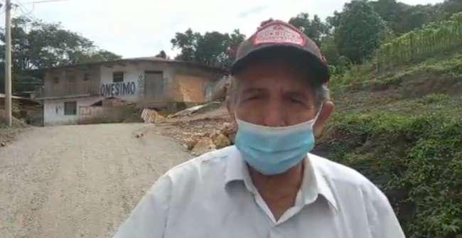 Pobladores de Alonso de Alvarado Roque cuentan con servicio de agua potable limitada