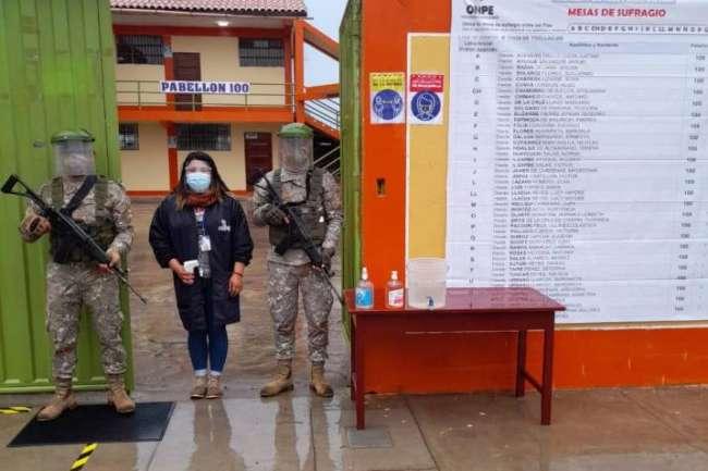 Militares que resguardarán los locales de votación podrán ejercer su derecho al voto